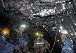 Dự án tại mỏ than Vàng Danh