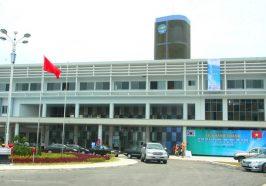 Dự án tại bệnh viện Phong Điền