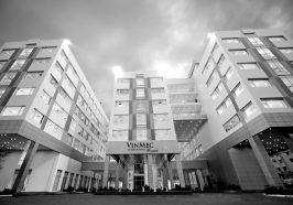 Project at Vinmec Central Park International Hospital