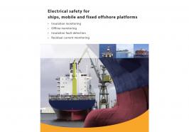Giám sát điện trở cách điện và định vị sự cố chạm đất cho tàu biển, giàn khoan – bảo vệ an toàn cho các công trình biển