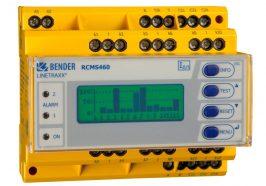 Rơ le giám sát dòng rò RCMS 460 / RCMS 490