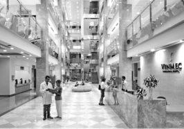 Project at Vinmec Halong International Hospital