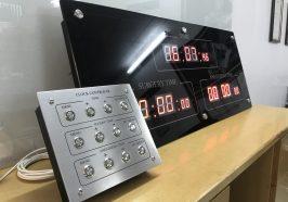 Đồng hồ chuyên dụng trong phòng mổ, gây mê … MES-CLK-OT