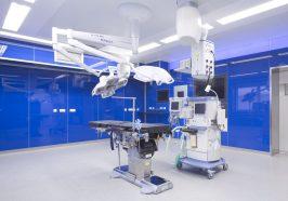 Kính – Vật liệu cho Bệnh viện trong tương lai
