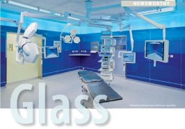 Glass – material of the future also in the hospital