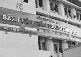 Upgrading project at Hospital for Traumatology and Orthopaedics HCMC
