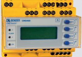 CMS460-D thiết bị giám sát dòng tải một pha