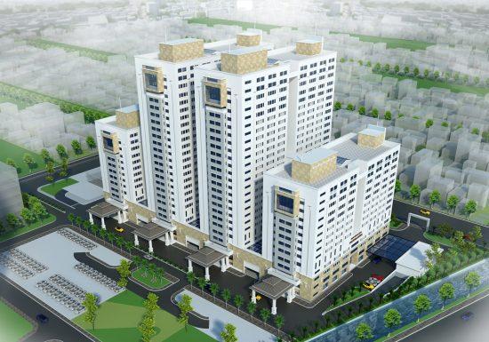 Dự án Tổ hợp Y tế Phương Đông (INTRACOM 9) là mô hình bệnh viện theo quy chuẩn quốc tế