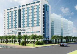 Dự án tại Bệnh viện đa khoa Phương Đông