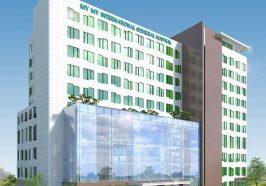 Dự án tại Bệnh viện Quốc tế Mỹ (AIH)