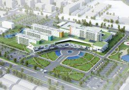 Dự án tại Bệnh viện Hữu nghị Việt Đức cơ sở 2