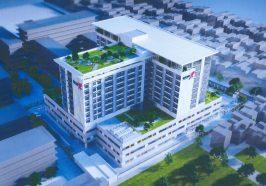 Dự án tại Khu điều trị chất lượng cao Bệnh viện đa khoa tỉnh Thái Bình