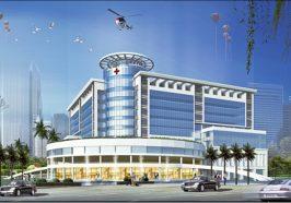 Dự án tại Trung tâm Sản Nhi – Bệnh viện đa khoa tỉnh Phú Thọ