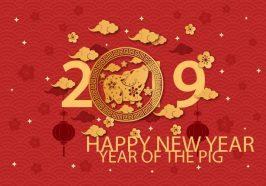 Chúc mừng năm mới – Xuân Kỷ Hợi 2019!