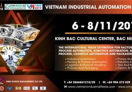 Tham dự Triển lãm và hội thảo Tự động hoá Công nghiệp 2019 tại Bắc Ninh – VIAF 2019
